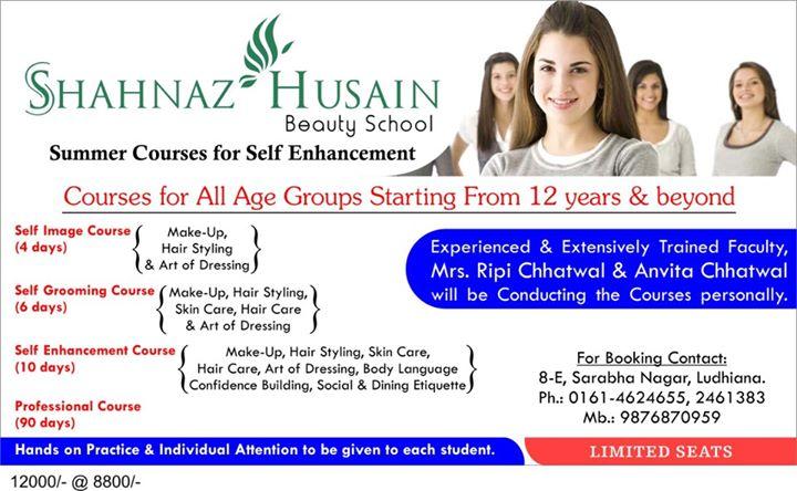 Shahnaz Husain Makeup Course Fees   Saubhaya Makeup